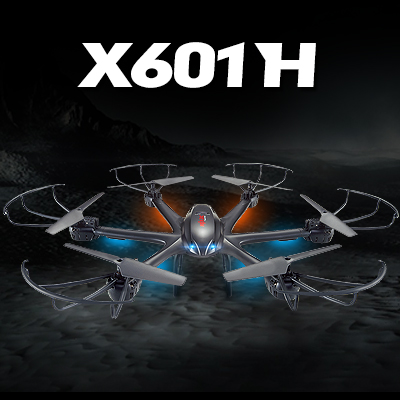 X601 FPV Altitude Hold Mode