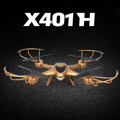 X401H PFV Altitude Hold Mode